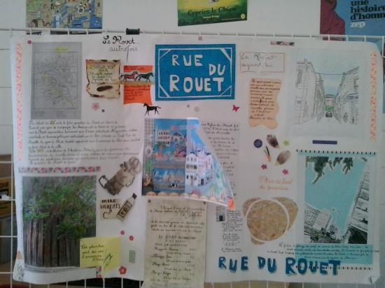 Rue du Rouet