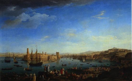 Entree port 1754
