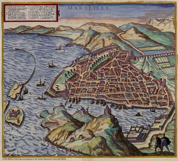 Marseille Moyen-Age
