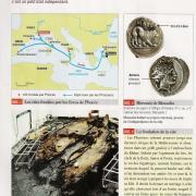 Quels vestiges grecs les archéologues ont-ils retrouvés à Marseille ?
