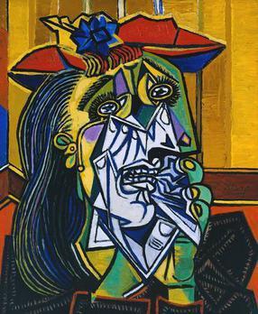 Picasso femme qui pleure