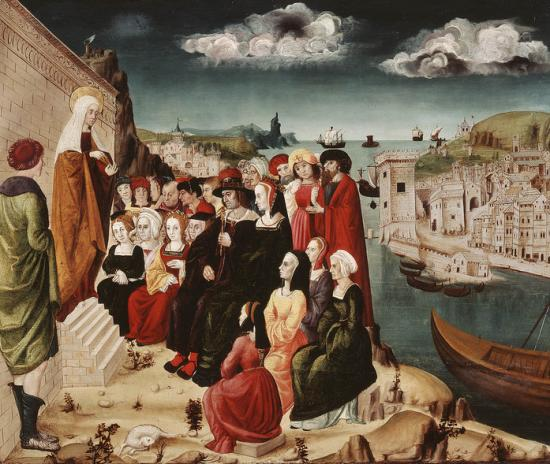 Tableau ronzen 1513